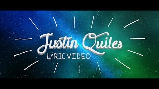 Justin Quiles - Vacio [Lyric Video]