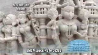7 Wonders of  India: Ranakpur Jain Temples