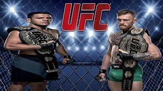Conor McGregor vs Rafael Dos Anjos Full Fight - UFC 197 Video