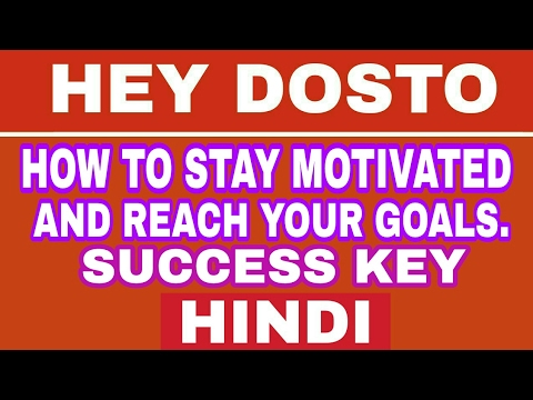 SUCCESS KEY HINDI   HOW TO STAY MOTIVATED AND REACH YOUR GOALS   MASTERY ANIMATED BOOK SUMMARY