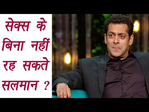 Xxx Mp4 Koffee With Karan 5 Salman Khan Can T Live Without Sex And Workout For A Month Arbaaz FilmiBeat 3gp Sex
