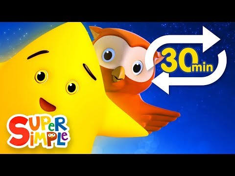 Xxx Mp4 Twinkle Twinkle Little Star Extended Mix 30 Mins Nursery Rhyme Lullaby Super Simple Songs 3gp Sex