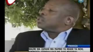 Kitwanga Ampongeza Rais Magufuli