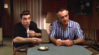 Richie mocks Paulie - The Sopranos HD