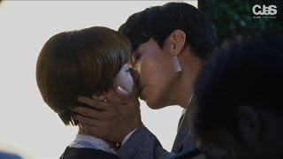 [BTS] Lucky Romance EP.10 - Kiss Scence Making Film