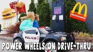 Power Wheels McDonalds Drive Thru / RonaldOMG / GamerGirl