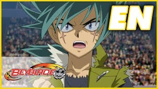 Beyblade Metal Masters: Final Battle!  Leone vs. Eagle - Ep.56