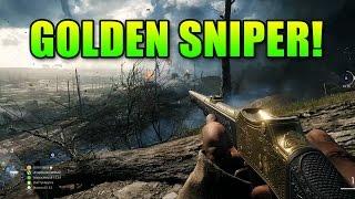 Martini Henry Nerfed?! Sniper Sunday | Battlefield 1 Scout Gameplay