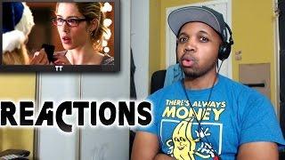 REACTION to Arrow Season 4 Episode 9 Felicity Scene 4x9