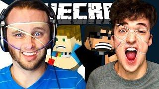 Minecraft 15-Seconds | Rubber Band Challenge