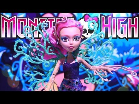 Unbox Daily: Monster High ALL NEW DOLLS - Monster Family | Monster Deluxe Bus | Garden Ghouls - 4K