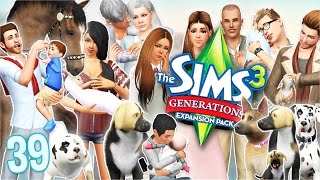 Let's Play: The Sims 3 Generations & Pets | Part 39 - B+S=♡