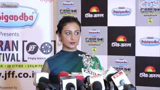 Divya Dutta Hot Interview At 8th Jagran Film Festival 2017