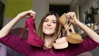 Favori Topuklu Ayakkabılarım!
