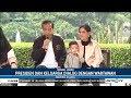 Keakraban Presiden Jokowi dan Wartawan