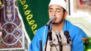 الشيخ محمود الشحات أنور سورة الانعام كفر ميت العز ميت غمر 30 4 2015
