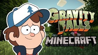 If Gravity Falls was Minecraft