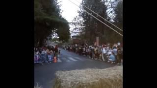 1 ª carrera de autos locos fiestas de el pardo 2013 09 07 20 35 40