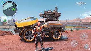 Gangstar Vegas - Most Wanted Man # 34 - Red Dragon Armor & FUBAR