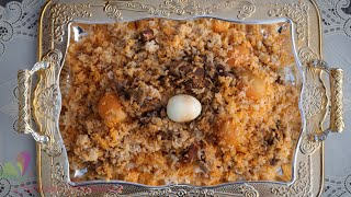 ঢাকার কাচ্চি বিরিয়ানী || Bangladeshi Kacchi Biriyani || Biriyani Recipe || Mutton Biriyani || R# 185