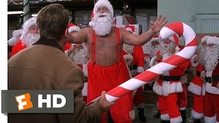 Jingle All the Way (2/5) Movie CLIP - Santa Smackdown (1996) HD