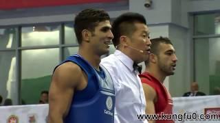 نهائي بطولة العالم 2017 في الووشو كونغ فو ساندا في أوزان 60 - 65 - 70