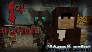 Magyar Minecraft Film: Végső Szint - 1. rész (Sorozat)