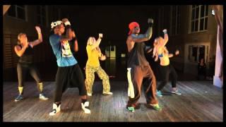 Afro Dance - Kukere - Azonto