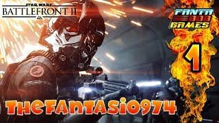 STAR WARS BATTLEFRONT II - Ep.1 - Playthrough FR HD par Fanta