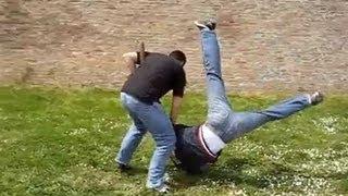 MUST WATCH (Best Self Defense Technique in a Fight)