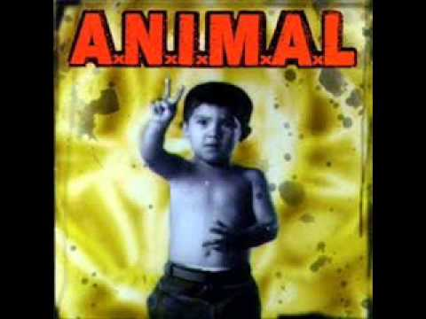 A.N.I.M.A.L Poder Latino 1998 FULL ALBUM