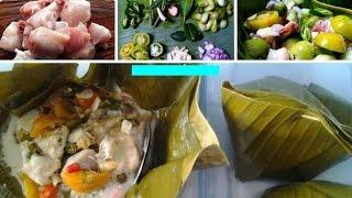 Resep Garang Asem Ayam Khas Solo