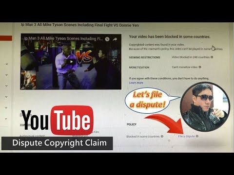 How To File A Copyright Claim Dispute On Youtube