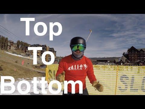 Xxx Mp4 Opening Day Breck 2017 2018 Season Top To Bottom Run 3gp Sex