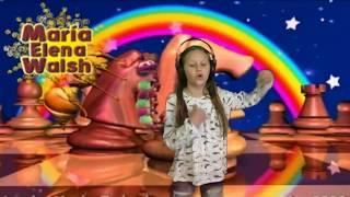 El Reino del Revés - Cover - Niña Alumna de Canto en ITEM Funes - Maria Elena Walsh