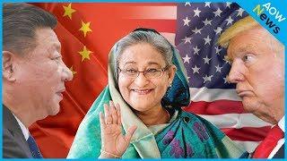 চীন-যুক্তরাষ্ট্র বাণিজ্য যুদ্ধ- শেষ হাঁসি বাংলাদেশের ? যেভাবে লাভবান হবে বাংলাদেশ !! China-USA |