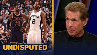 Skip Bayless on reports Kawhi prefers Clippers over playing with LeBron