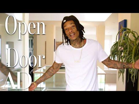 Inside Wiz Khalifa s 4.6 Million L.A. House Open Door
