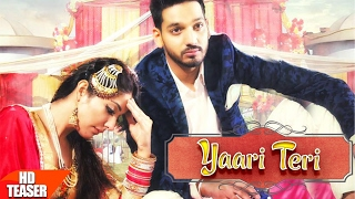 Teaser | Yaari Teri | Gurjazz | Full Song Coming Soon | Speed Records