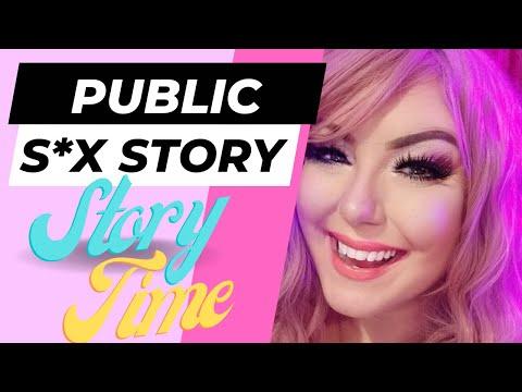 BBW PORN STAR Platinum Puzzy shares her Public Sex Story