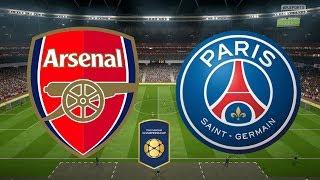 International Champions Cup 2018 - Arsenal Vs PSG - 28/07/18 - FIFA 18