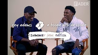 A Boogie wit da Hoodie x Cey Adams - Artist on Artist: Summer Jam Edition presented by PBR