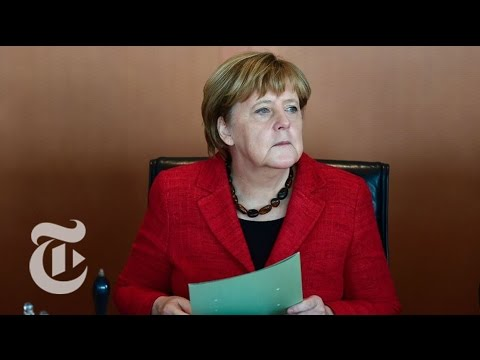 Chancellor Angela Merkel s Playbook for President Donald Trump The New York Times