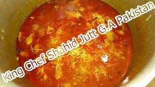 Degi Chiken qorma (5Kg) By King Chef Shahid Jutt G.A Pakistan)