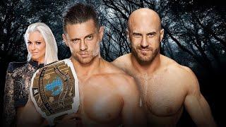ST 231 (6) WWE Payback 2016 The Miz vs Cesaro IC Title Match Predictions