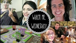Munchkins and Angels   Watch Me, Wednesday