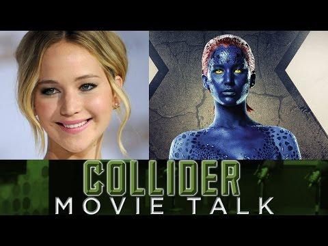 Collider Movie Talk Jennifer Lawrence Talks About Potential Return To X Men Franchise