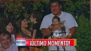 Habla el hijo de la Tota Santillán sobre el estado de salud de su papá