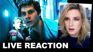 Maze Runner 3 FINAL Trailer REACTION