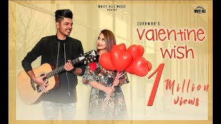 Valentine Wish (Full Video) Zorawar - Sameer Pannu - Cheetah - New Punjabi Love Songs 2018 - WHM